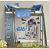Star Wars' R2D2 Giant Wall Sticker