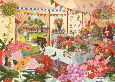 Flower Show - 1000pc Puzzle