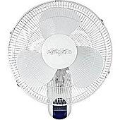 Stirflow SWFR16 16 Inch Wall Fan with Remote Control