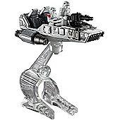 Hot Wheels Star Wars Die Cast First Order Tie Fighter Vehicle