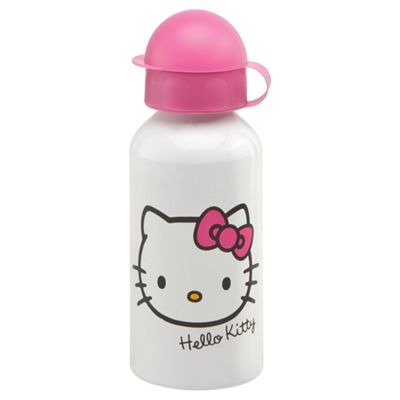 Hello Kitty Children's Aluminium Drinking Water Bottle