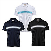 Woodworm Surge Mens Golf Polo Shirts 3 Pack Small