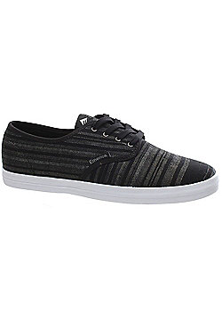 Emerica The Wino Black/Grey Shoe - Black