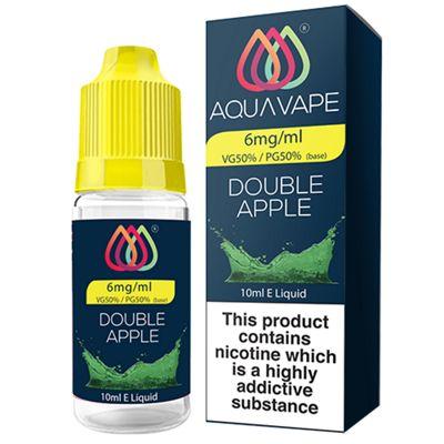 Double Apple E-liquid - 6mg
