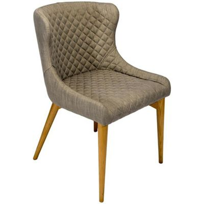 Malmo Dining Chair - Flint