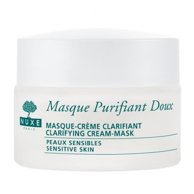 Nuxe Clarifying Cream-Mask with Rose Petals 50ml