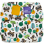 Bambino Mio MioSolo All-in-One Nappy (Raccoon Retreat)
