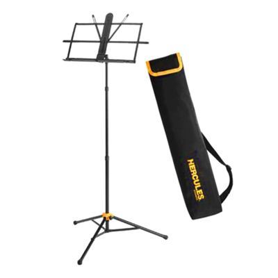 Hercules Heavy Duty Collapsible Music Stand