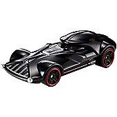 Hot Wheels Star Wars Cars - Darth Vader
