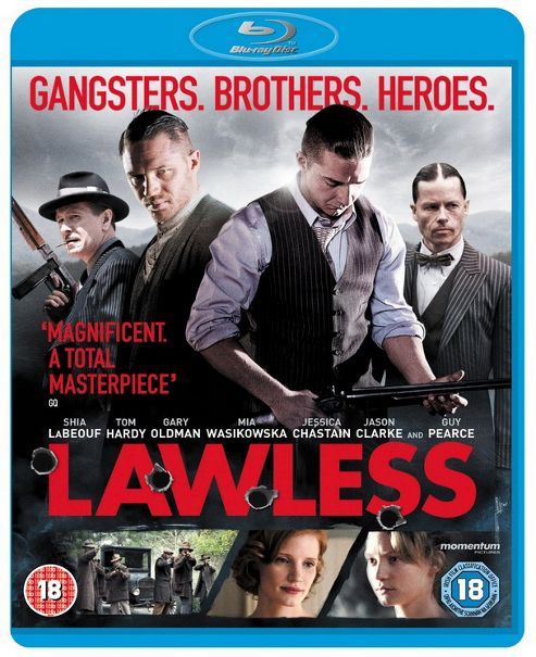 Lawless - Blu-Ray