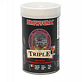 Brewferm Triple Belgian (ABV 8%) 16 Pint Beer Kit