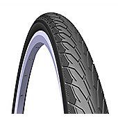 Rubena Flash City, Tour & Trek Tyre, 26 x 1,75 x 2 (47-559), black