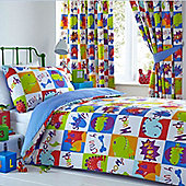 Young Dinosaurs Curtains 72s