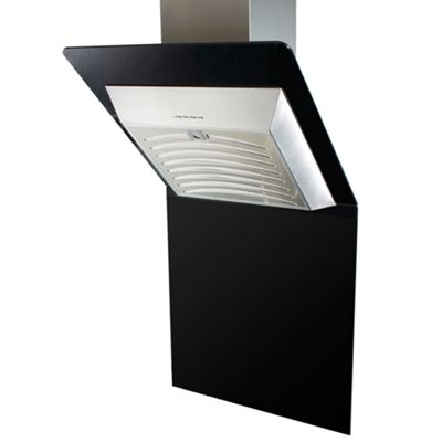 buy myappliances art28201 angled glass cooker hood and. Black Bedroom Furniture Sets. Home Design Ideas