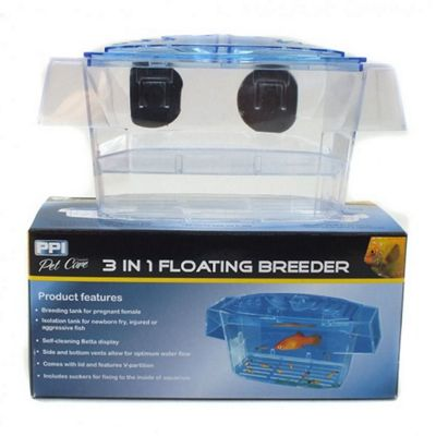 PPI 3 In 1 Floating Breeder (Baby Breeder)