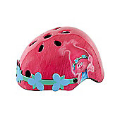 Trolls Safety Helmet With Flower Band