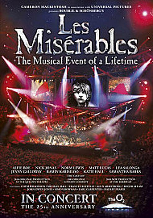 Les Miserables 25Th Anniversary Concert - Special Edition (Bonus Disc)