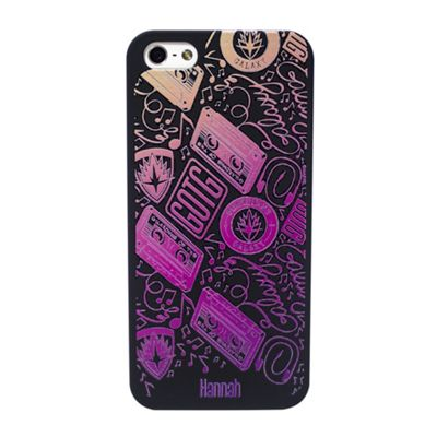 Guardians of the Galaxy Personalised iPhone 5/5s Case - Tape