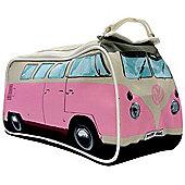 Volkswagen Camper Van Washbag - Pink