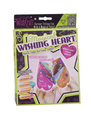 Fantasma Wishcraft Fortune Telling Fun, Magical Wishing Heart