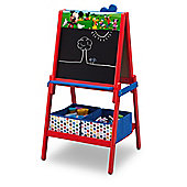 Delta Children Mickey Mouse Wooden Easel