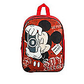 Minnie Mouse Say Cheese Junior Backpack