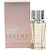 Mont Blanc Legend Pour Femme Eau de Parfum (EDP) 30ml Spray For Women