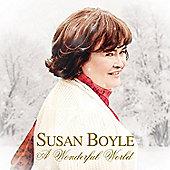 Susan Boyle A Wonderful World CD