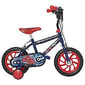 "Marvel Spectacular Spider-Man 12"" Kids' Bike with Stabilisers"