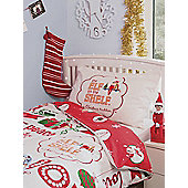 Elf on the Shelf 4 in 1 Junior Bedding Bundle Set