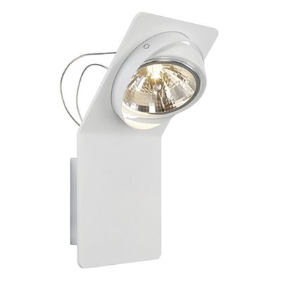 Jessy Stylish Wall Light Lamp White Max. 75W Aluminium