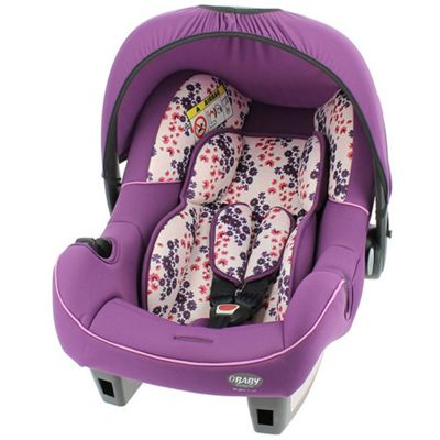 OBaby Group 0+ Infant Car Seat (Little Cutie)