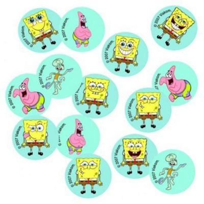 Spongebob Squarepants Confetti Card Party Accessories