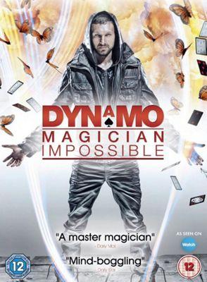 Dynamo - Magician Impossible (DVD Boxset)