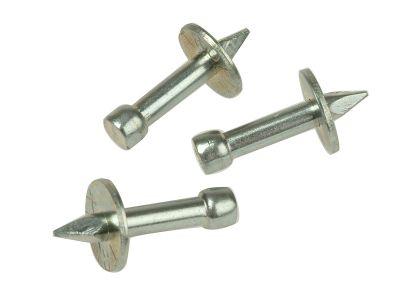 Rawlplug 04 046 Washered Masonry Nails 3.7 x 30mm Pack of 100