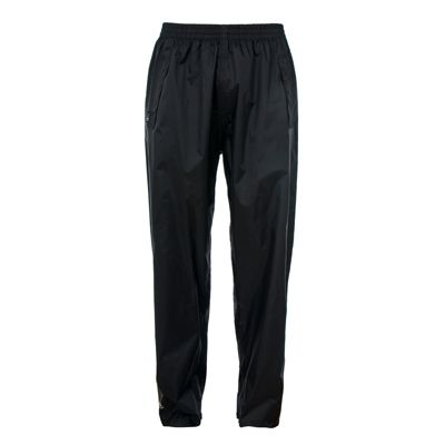 Trespass Qikpac Packaway Trousers M Black