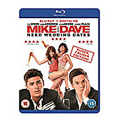 Mike and Dave Need Wedding Dates Blu-ray