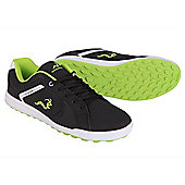 Woodworm Surge V2.0 Casual Spikeless Street Golf Shoes - Black