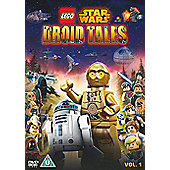 Lego Star Wars: Droid Tales - Volume 1 DVD