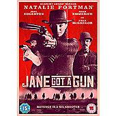 Jane Got A Gun DVD
