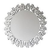 """Gallery Direct Rickman Round Mirror 31.5"""""""