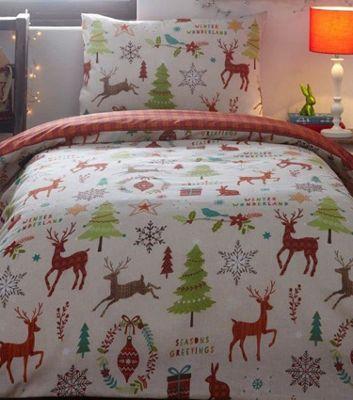 Mid Winter Toddler Bedding
