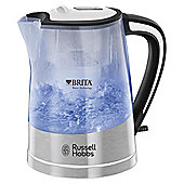 Russell Hobbs 22851 Brita Purity Filter Kettle, 1L - Clear