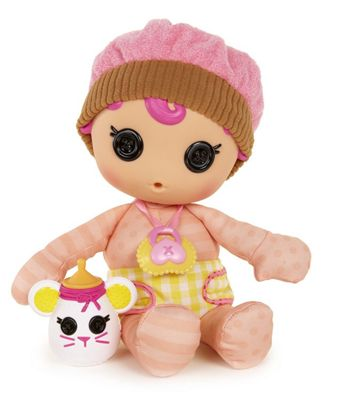 Lalaloopsy Babbies 'Crumbs Sugar Cookie' Plush Doll Toy