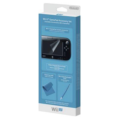 Nintendo GamePad Accessory Set (WiiU)