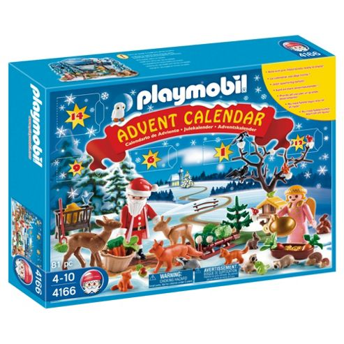 Playmobil Forest Animals Advent Calendar