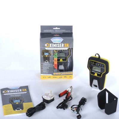 Oxford Oximiser 3X Battery Charger Multi Purpose Maintain For Vehicle - UK Model