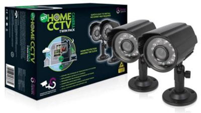 Storage Options 53887 Home CCTV Twin Cam Pack CBID:2403472