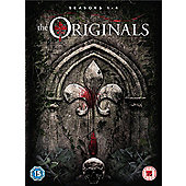The Originals Seasons 1-4 Dvd