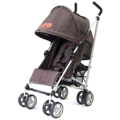 Zeta Vroom Stroller (Hot Chocolate)
